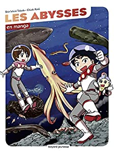 Les abysses en manga Edition simple One-shot