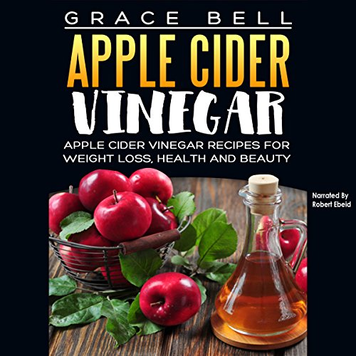 Apple Cider Vinegar audiobook cover art