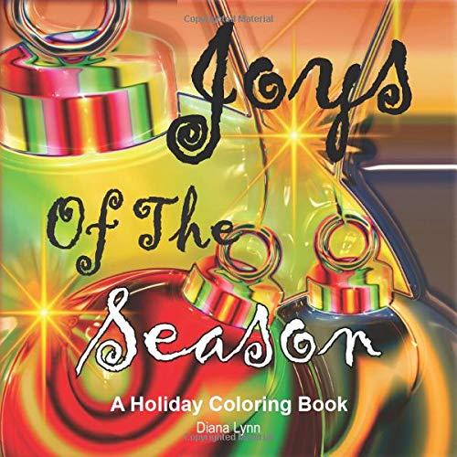 Joys of the Season: A Holiday Coloring Book