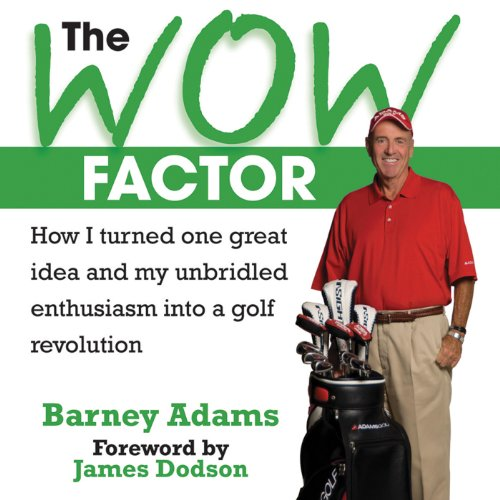 The Wow Factor audiobook cover art