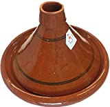 Moroccan Large Cooking Tagine Ø 35cm, senza piombo