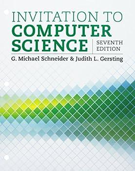 Invitation to Computer Science Loose-Leaf Version