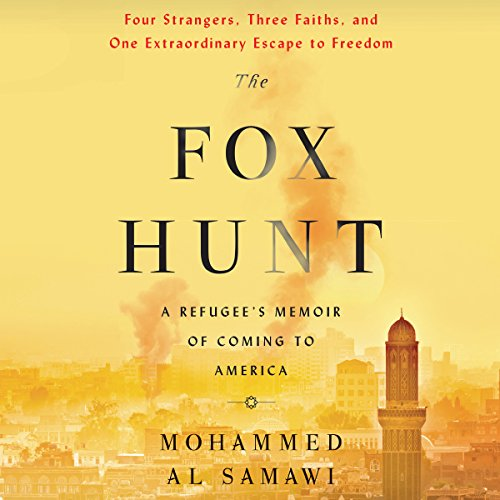 The Fox Hunt audiobook cover art