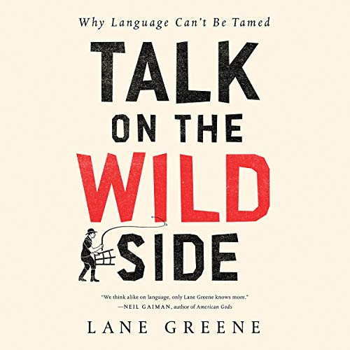 Talk on the Wild Side audiobook cover art