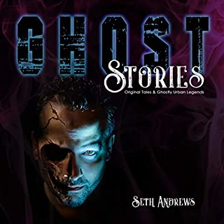 Ghost Stories: Original Tales & Ghostly Urban Legends cover art