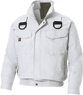 サンエス (KU91400G) 空調風神服 2020年新商品 フルハーネス仕様長袖ブルゾン 服のみ/オリジナルステッカー付