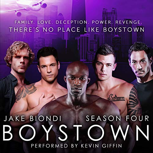 Boystown: Season Four audiobook cover art