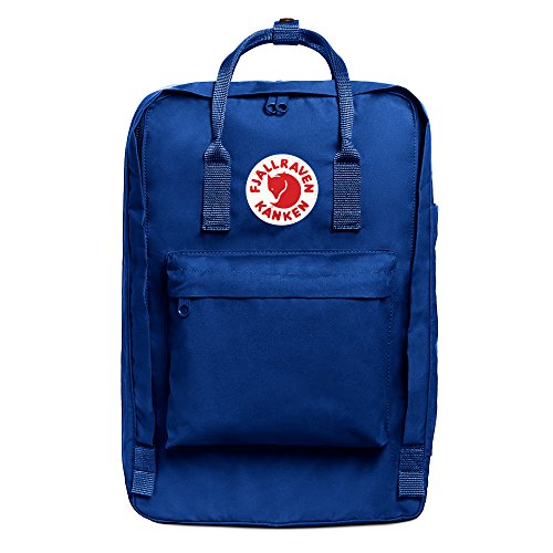"Fjällräven Laptoprucksack 17"" Kanken Synthetik 20.0 l (Deep Blue)"