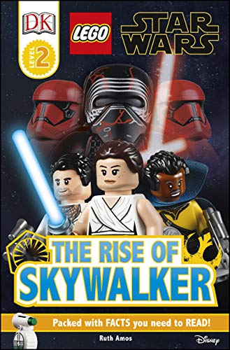 Amazon Com Lego Star Wars The Rise Of Skywalker Dk Readers Level 2 Ebook Dk Amos Ruth Kindle Store