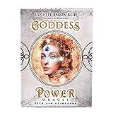 BEP 52 Tarotkarten, Goddess Power Oracle Kartensets Geeignet Für Anfänger Brettspiel, Englische Version