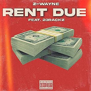 Rent Due (feat. 23 Rackz)