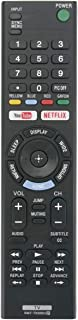 RMT-TX300U Replace Remote Applicable for Sony TV KD-55X720E KD-49X720E KD-43X720E KD-49X700E KD-43X700E KD-55X700E KD-60X6...