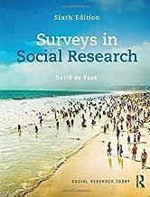 Best de vaus surveys in social research Reviews