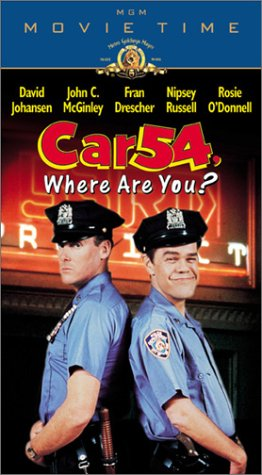 Car 54 Where Are You [VHS]