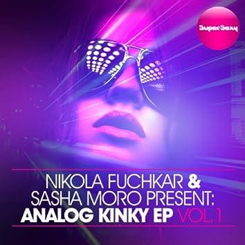 Analog Kinky Vol. 1 EP