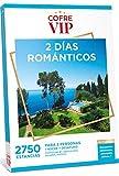 CofreVIP Caja Regalo 2 DÍAS ROMÁNTICOS 2.750 estancias a Elegir en España y Europa para Dos Personas.