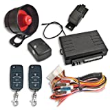Sistema de alarma para mando a distancia para coche camión universal, por ejemplo, Opel, Audi, VW, Mercedes, BMW, Hyundai, Toyota, Chevrolet y otros