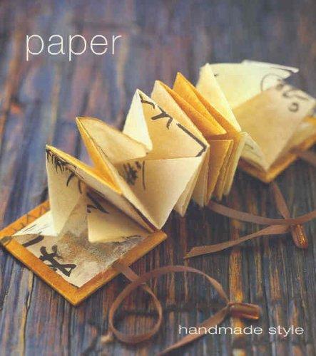 Handmade Style: Paper