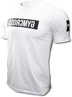 GYMCROSS (ジムクロス)トレーニング フィットネスウェア プリント半袖Tシャツ【メンズ】gc-ss1