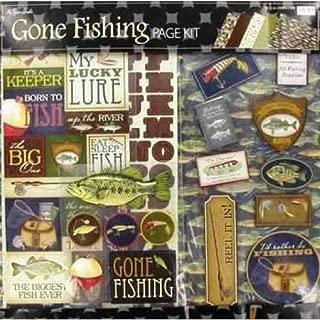 Best fishing embellishments scrapbooking Reviews