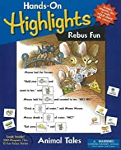 Animal Rebus Fun: A Magnetic Story Maker (Hands-on Highlights!) (2007-02-01)