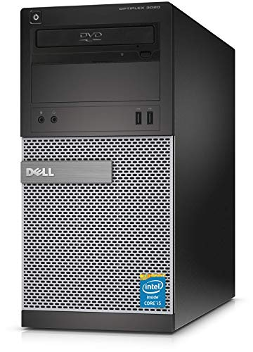 Dell OptiPlex sobremesa para juegos (Intel Core i5-4570, 16 GB RAM, 2 TB HDD, NVIDIA GeForce GTX 1650 4 GB Graphics, Windows 10, WiFi) (renovado)