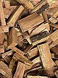 Fox Peak Cherry Wood Chunks Smoking BBQ Grilling Cooking Smoker 5 + pounds