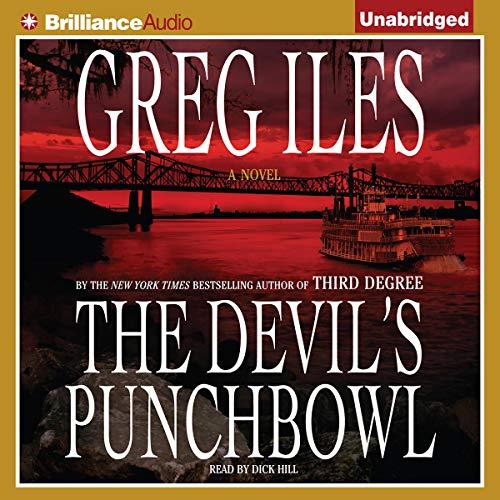The Devil's Punchbowl audiobook cover art