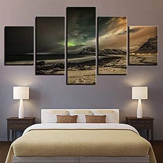 Autocollants Décoratifs Tableau Décoratif Mural Aurora Décor De Salle Décoration Peinture Artiste Résidence Combinaison Pe...