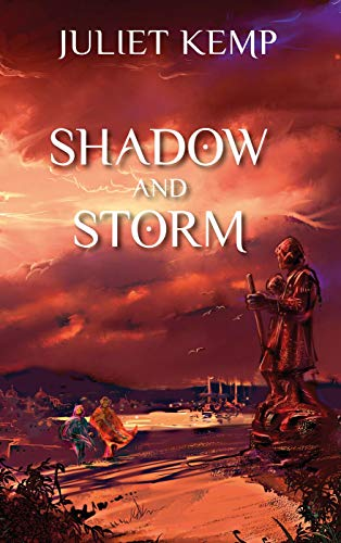 book cover of Shadow and Storm