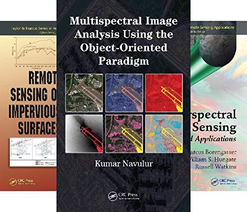 Remote Sensing Applications (19 Book Series)