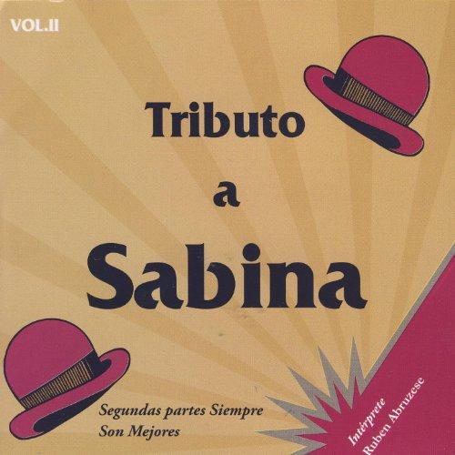 Tributo a Sabina Vol. 2