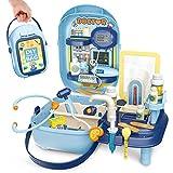 BeebeeRun 34PCS Arztkoffer Spielzeug Kinder, Doktor Medizinisches...*