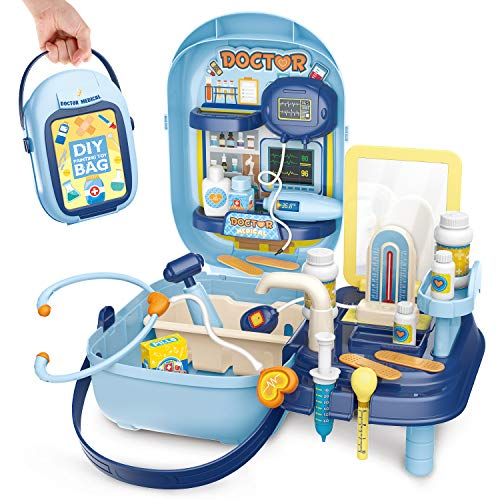 Baobë Kids Doctor Kit Toys, 34 P...