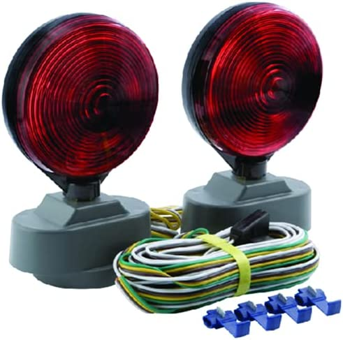 Optronics Magnetic Limited time cheap mart sale Towing Light Kit Pk Tl-21rk 2