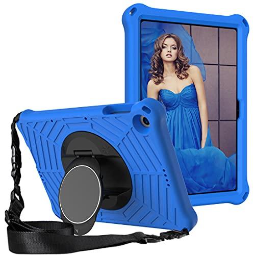 GOZOPO Custodia per Huawei MatePad T10s  T10 2020 Enjoy Tablet 2 – Custodia antiurto e leggera con supporto per tablet T10s da 10,1  T10 da 9,7 , colore: blu