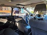 Premium Sneeze Guard Car Partition for Prius Gen 4