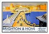 Salopian Sales Brighton und Hove (2)–Reproduktion