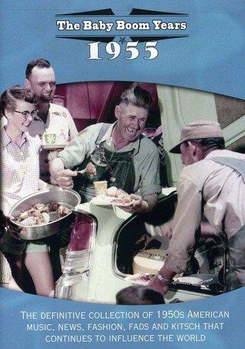 Baby Boom Years: 1955 / (Dol) [DVD] [Region 1] [NTSC] [US Import]