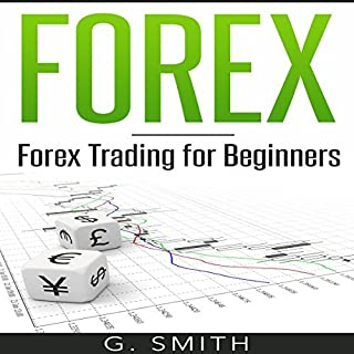FOREX: Forex Trading for Beginners audiobook cover art