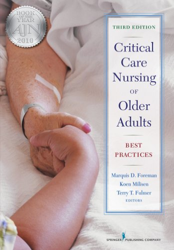 Critical Care Nursing of Older Adults: Best Practices