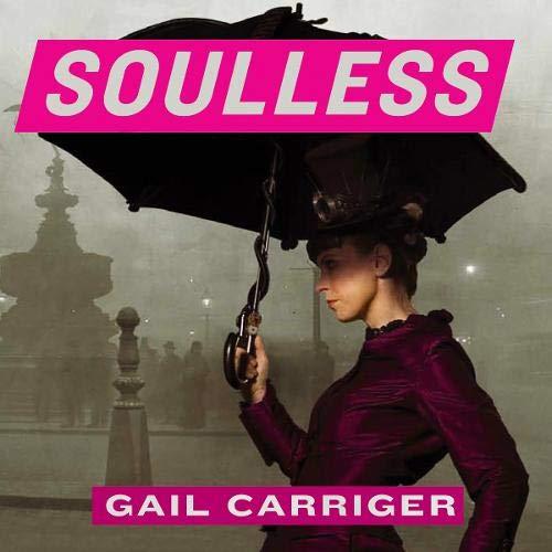 Soulless cover art