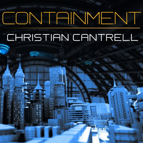 Containment audiobook cover art