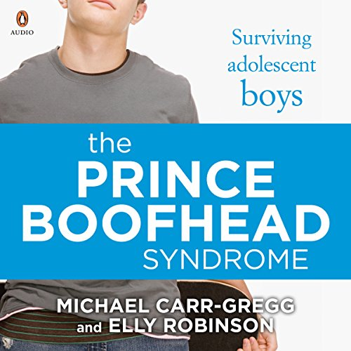 The Prince Boofhead Syndrome audiobook cover art