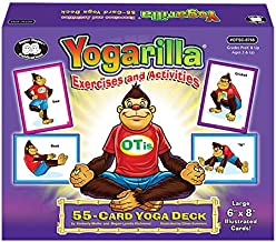 gorilla yoga for kids