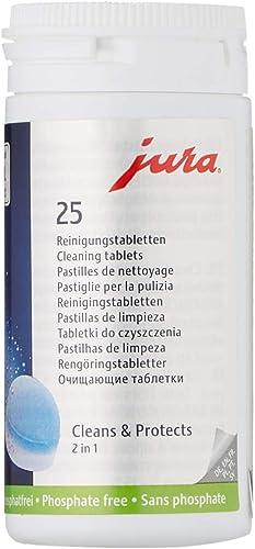 Jura 62535 Cartouche de nettoyage