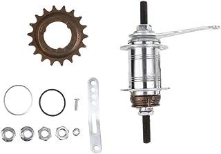 Prettyia Fixed Gear 36 Holes Coaster Brake Mountain Bicycle Wheel Hub Cycling Accessories