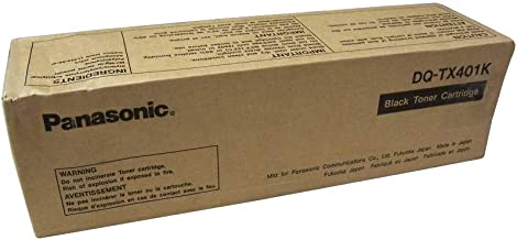 Panasonic DQ-TX401K ( Panasonic DQTX401K ) Laser Toner Cartridge - Black, Works for Workio DP-C321, Workio DP-C401