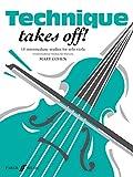 Mary Cohen : Technique Takes Off - Viola - Alto