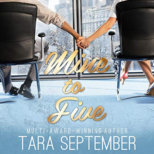 Mine to Five audiobook cover art